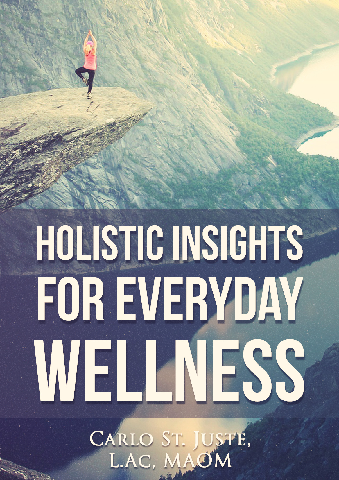 Book cover for Health and Wellness book