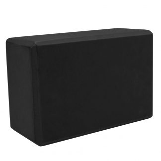 6507 324x324 - Large High Density Black Foam Yoga Block 9 x 6 x 4