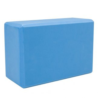 6506 324x324 - Large High Density Blue Foam Yoga Block 9 x 6 x 4