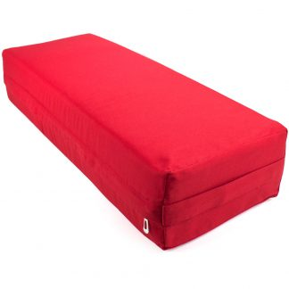 6681 324x324 - Large 26-inch Red Yoga Bolster and Meditation Pillow