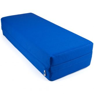 6682 324x324 - Large 26-inch Blue Yoga Bolster and Meditation Pillow