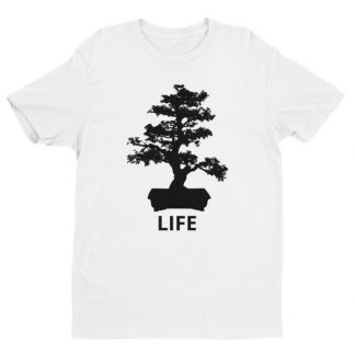 mockup 13c98918 324x324 - Life Bonsai Short Sleeve T-shirt
