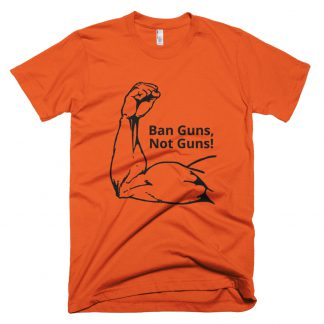 mockup c1fcb764 324x324 - Ban Guns Short-Sleeve T-Shirt